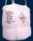 Barium carbonate precipitated powder light type packed in 1000 kg bag