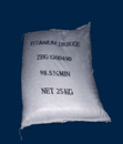 Titanium dioxide packed in 25 kg bag