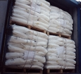 Barium carbonate precipitated powder light type packed in 25 kg bag on pallets